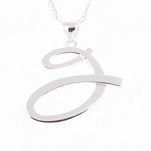Ribbon of Remembrance-Sterling Pendant & Necklace