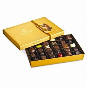 Godiva Gold Ballotin (36 pc)