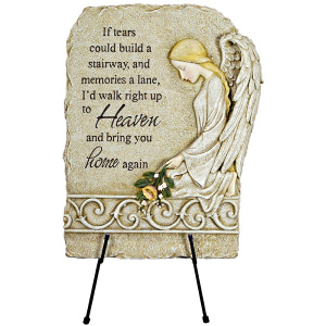 Heaven's Tears- Peaceful Reflections Marker