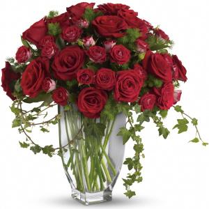 Rose Romanesque Bouquet