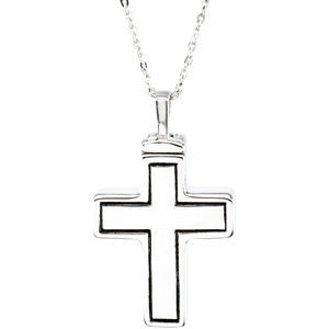 Cross Holder Pendant