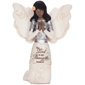 "5.5"" EBN Kneeling & Praying Angel"
