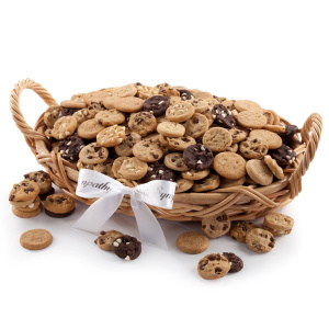 Mrs. Fields Nibblers® Sympathy Basket