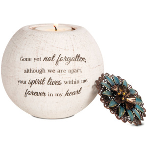 Spirit - Memorial Globe Candle Holder