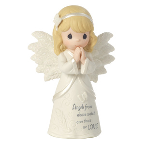 Precious Moments - Angels From Above Watch Over Those We Love