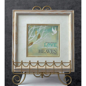 Heaven In Our Home Framed Art