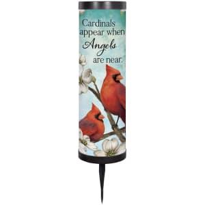"""Cardinals Appear"" Memorial Pillar"