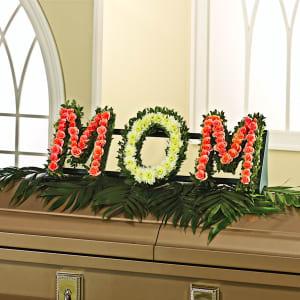 Mother's Love Casket Spray