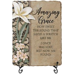 """Amazing Grace"" Memorial Marker"