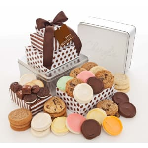Cheryl's Classic Gift Tin Tower