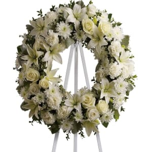 Serenity Wreath