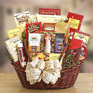 Peace, Prayer Blessing Sympathy Basket
