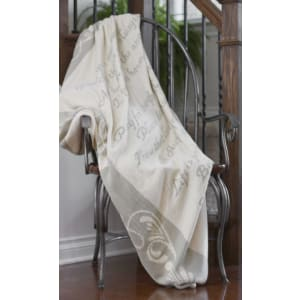"""I Have You In My Heart"""" Knit Blanket/Throw"""