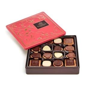 Godiva Biscuit Gift Tin (46 pc)