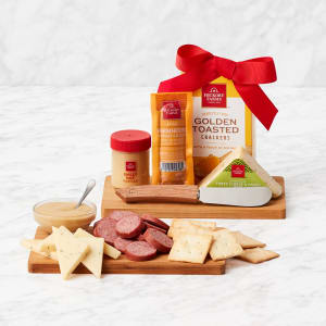 Mini Cutting Board Meat and Cheese Gift