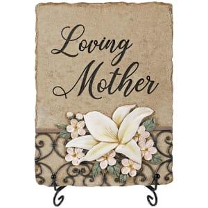 """Loving Mother"" Memorial Marker"