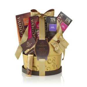 Godiva Chocolate Signature Gift Basket