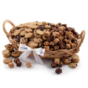 Mrs. Fields Nibblers® and Brownie Bites Sympathy Basket