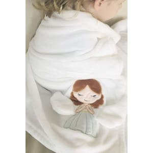 Angel Blanket - Children's Sympathy Gift for Grieving Child