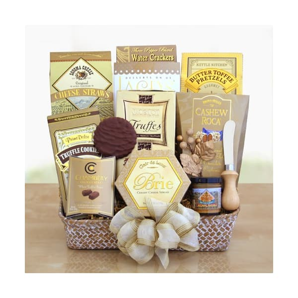 Gift Basket to Someone in Mourning