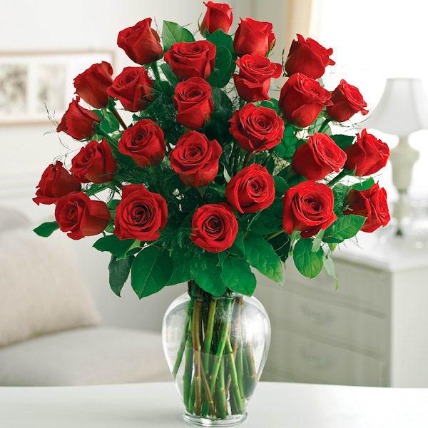 Roses For Sympathy Vase Arrangements The Sympathy Store