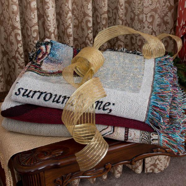 Loved One Vertical Blanket