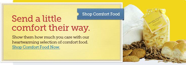 Shop Comfort Food