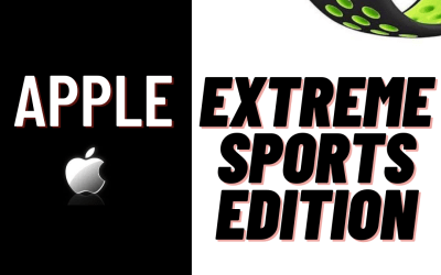 APPLE WATCH EXTREME SPORTS EDITION