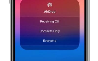 HEY APPLE USER! LISTEN BEFORE USING AIRDROP