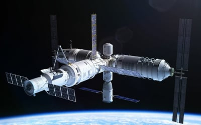 CHINA'S NEW STATION NOW IN SPACE – THE TIANHE