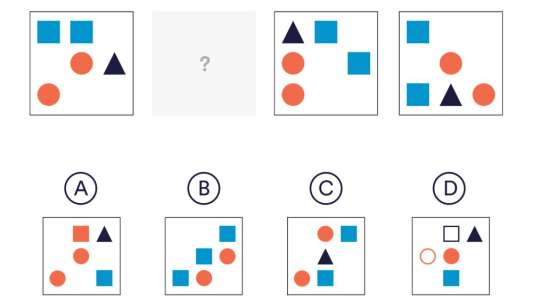 abstract reasoning test tips