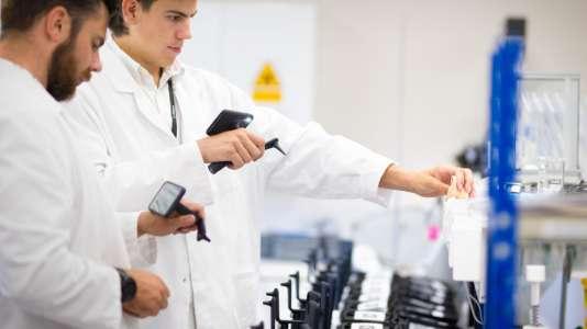 AstraZeneca Tests