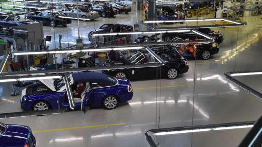Rolls Royce Tests