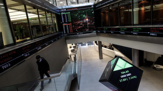 London Stock Exchange tests