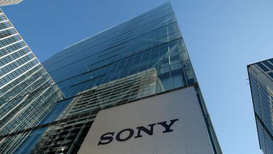 Sony tests