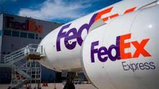 FedEx tests