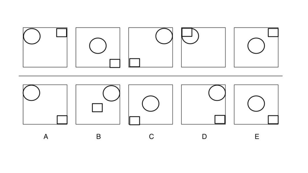 abstract reasoning practice question