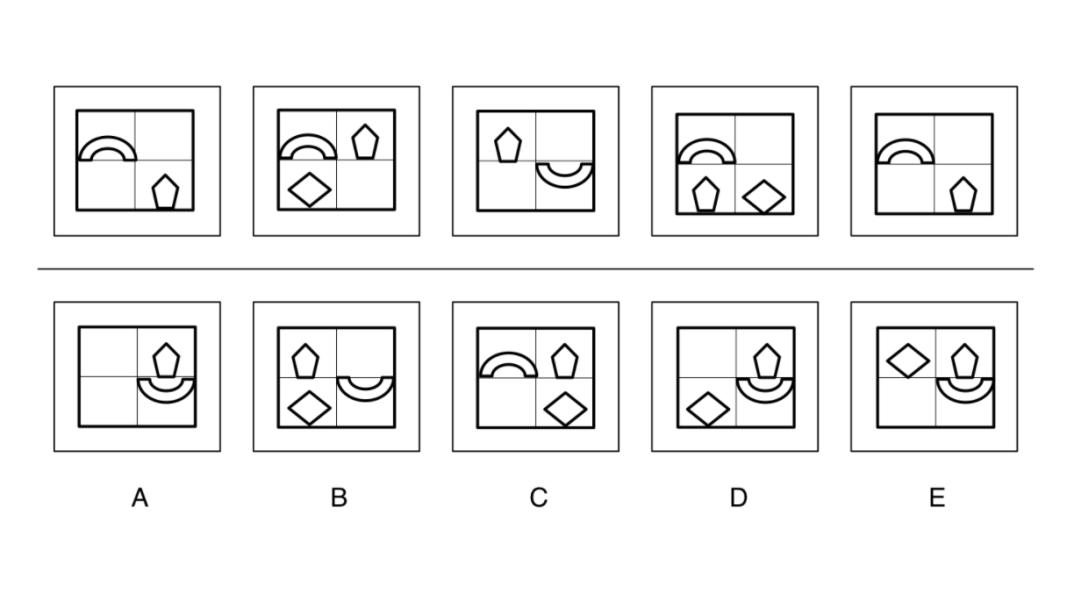 ccat spatial practice question