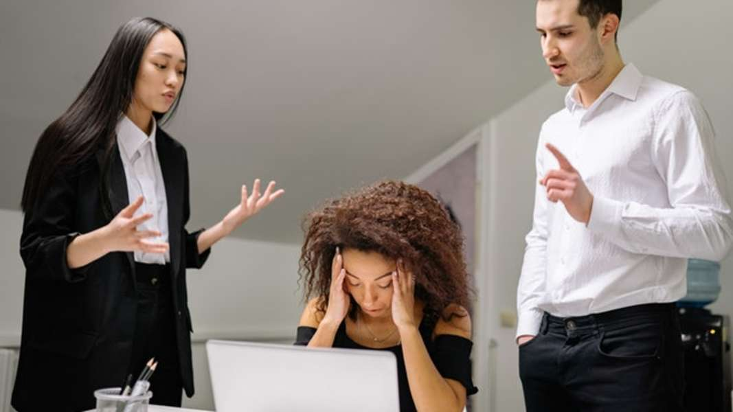 Work Culture Toxic
