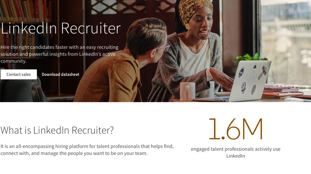 LinkedIn Recruiter  HR Software Tools For Recruitment