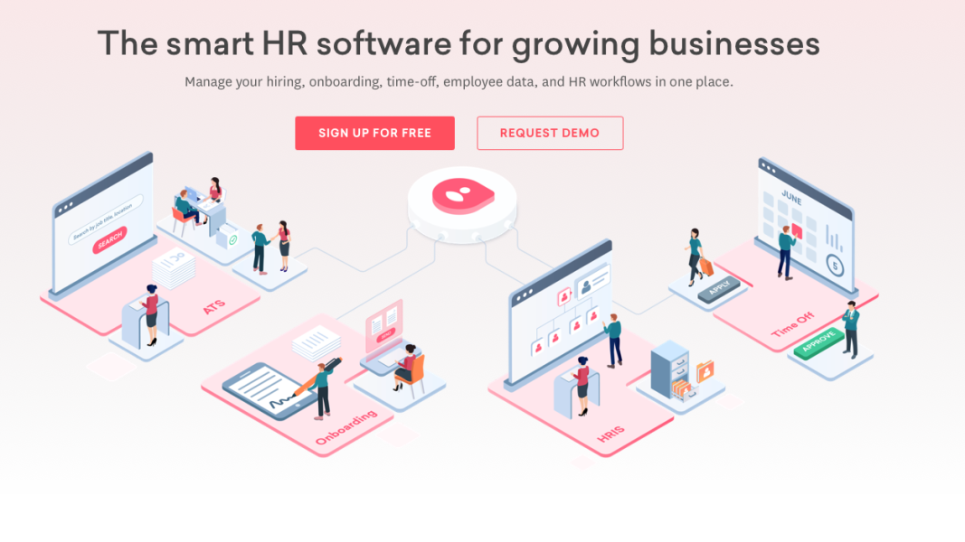 fresh team HR Software Tools For Recruitment