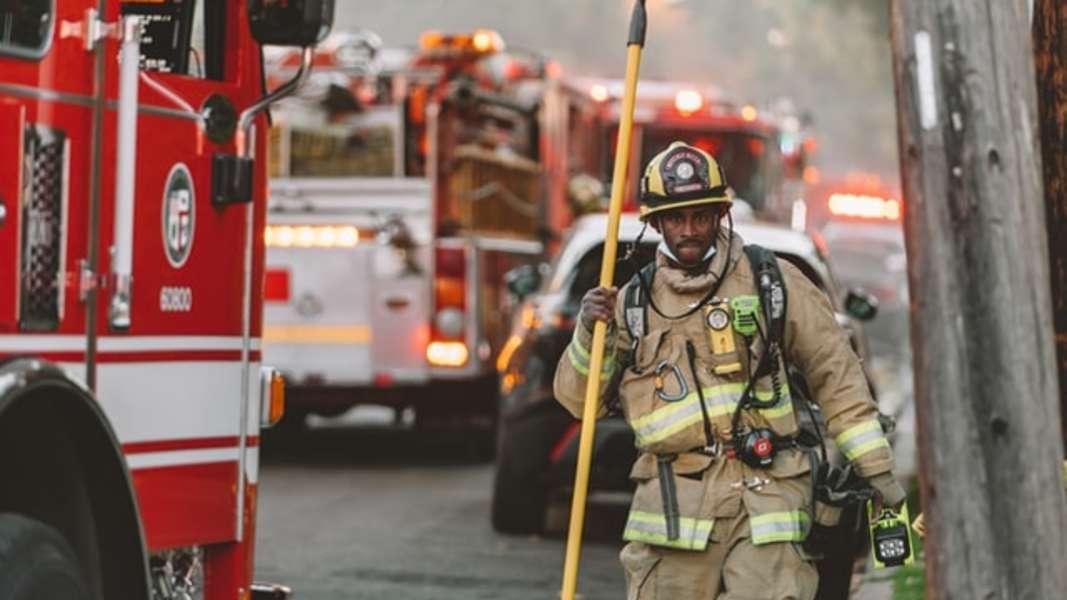 firefighter test