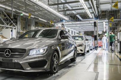 Mercedes Tests