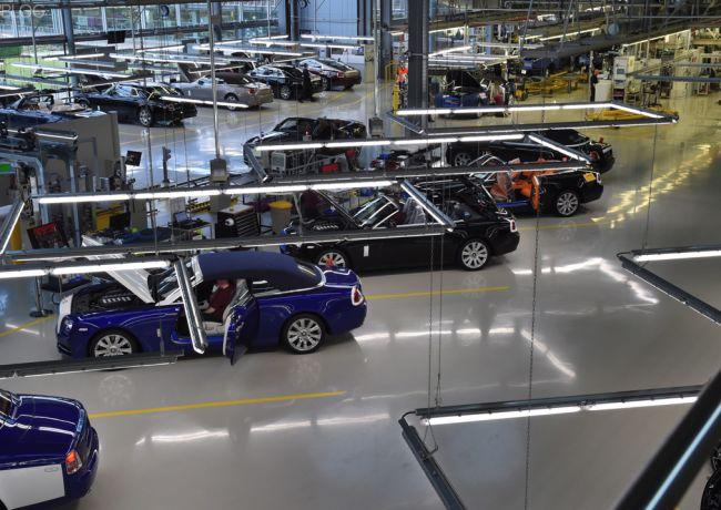 Rolls Royce Assessments
