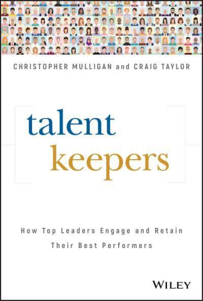 talent keepers book
