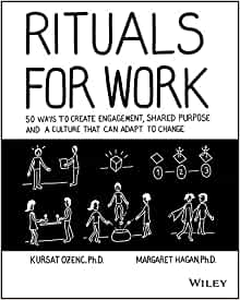 rituals for work book