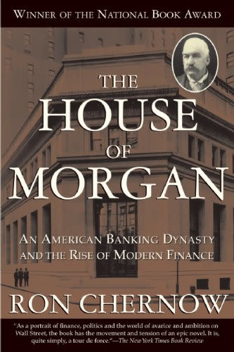The House of Morgan book