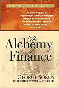 The Alchemy of Finance book
