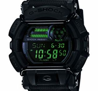 Casio Men's XL Series G-Shock Quartz 200M WR (Model GD-400MB-1CR)