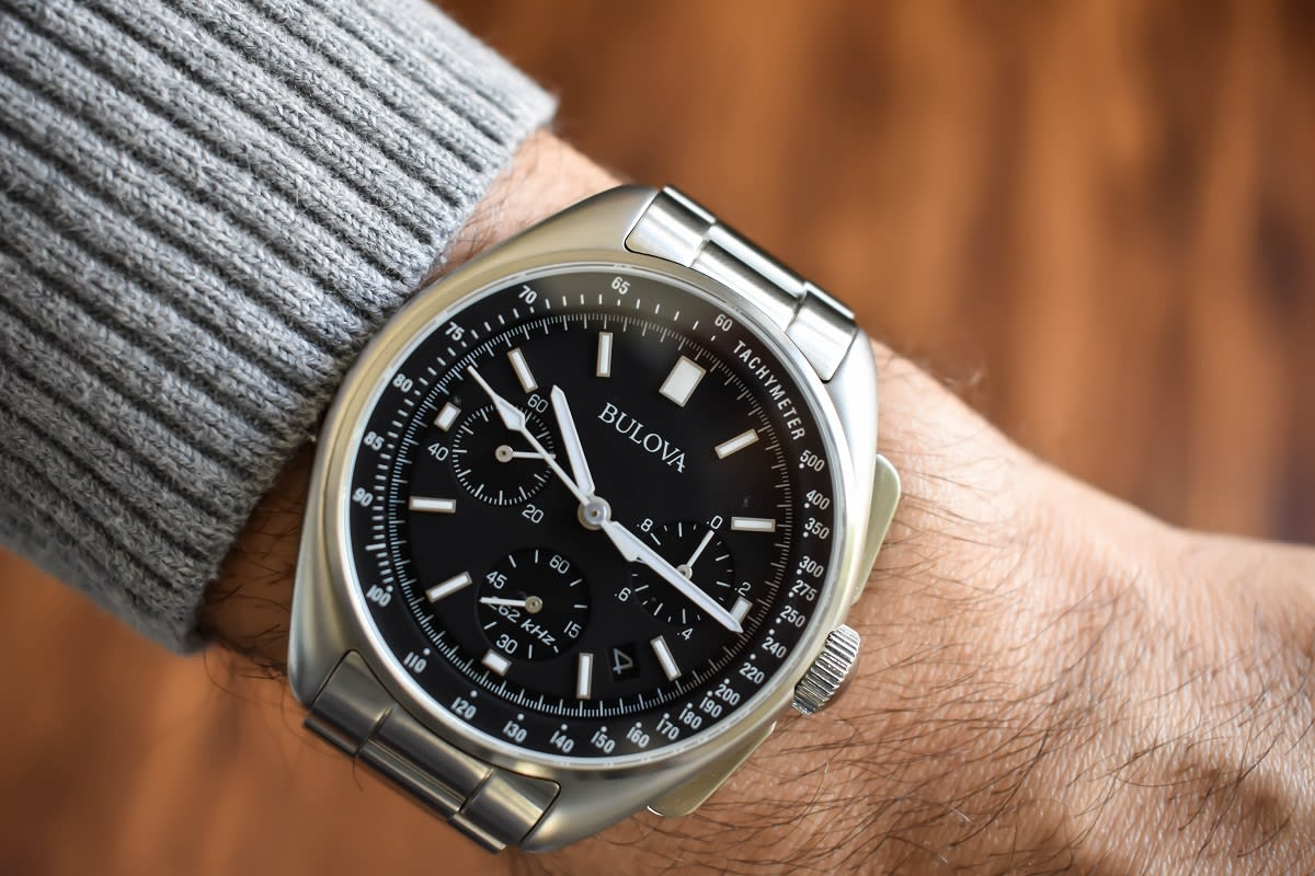 bulova lunar pilot chronograph